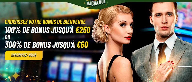 machance casino france