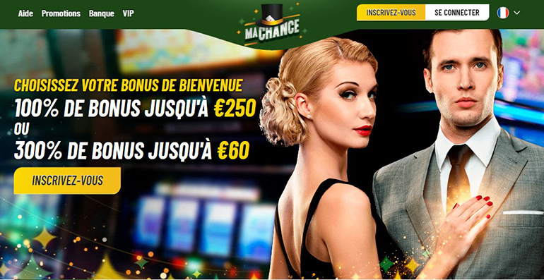 machance casino france