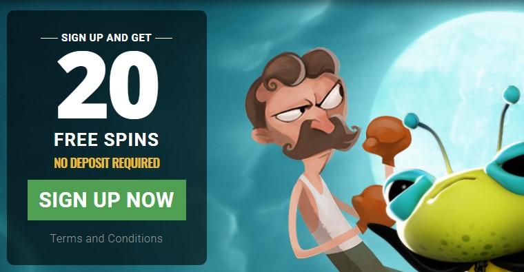 Aucun bonus de dépôt au casino