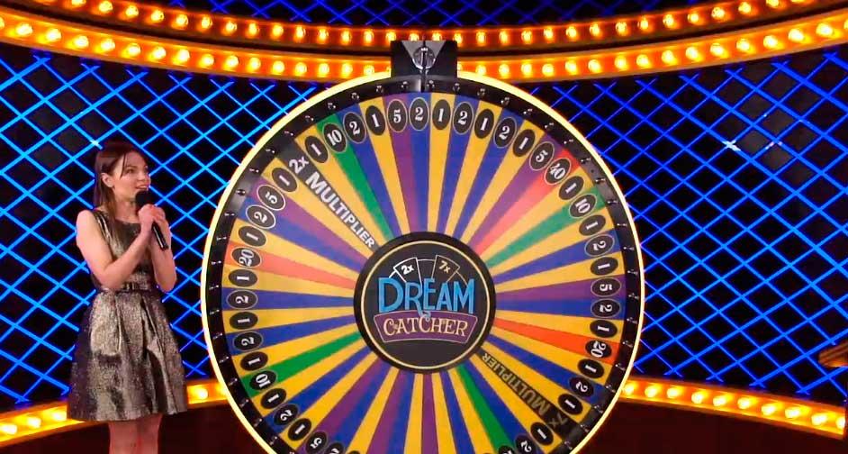 le jeu Dream Catcher